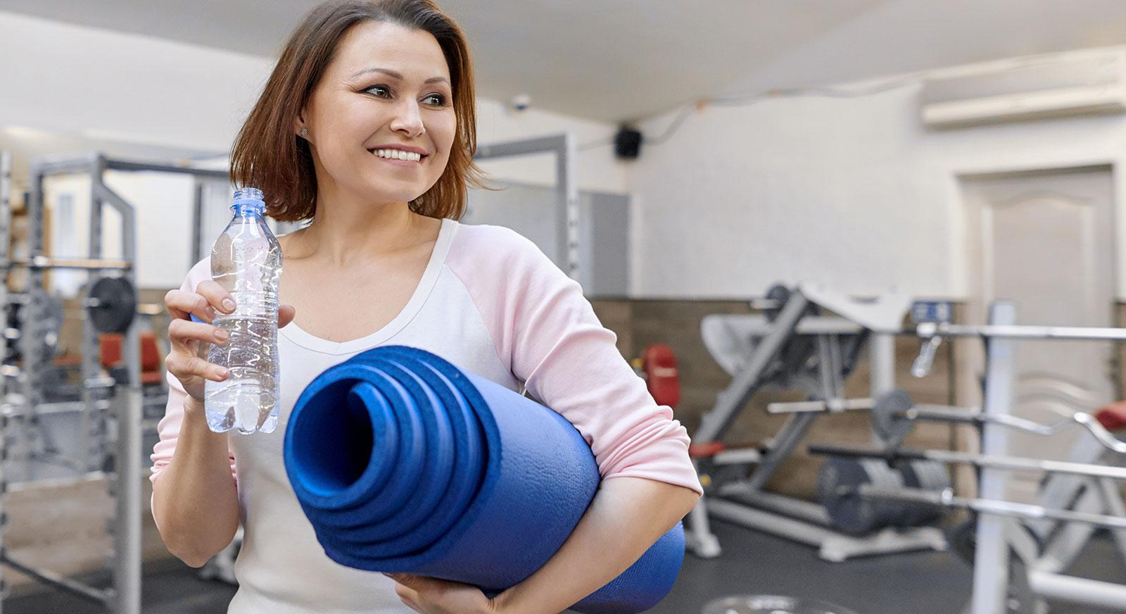 5 Fitness Over 40 Myths Debunked